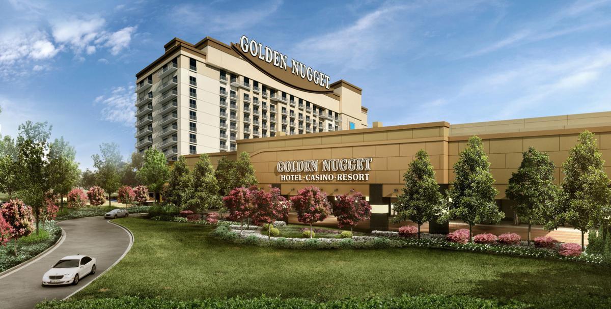 Golden Nugget Richmond Hotel & Casino Exterior Rendering