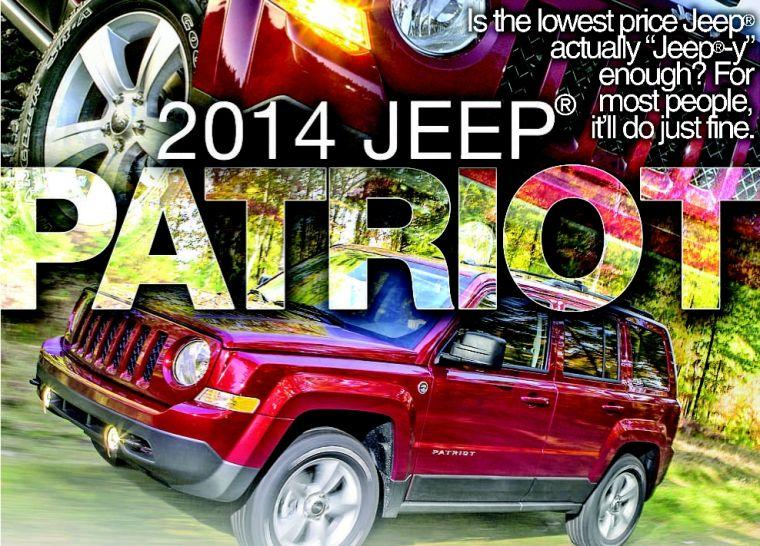 2014 JEEP PATRIOT | | richmond com