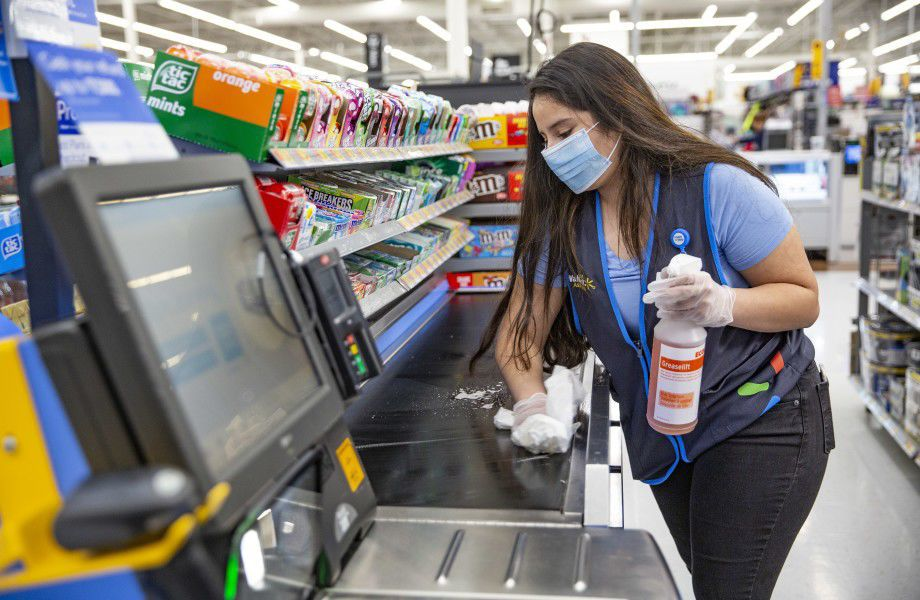 Walmart Sam S Club And Publix Now Require Employees To Wear Face Masks While Working Business News Richmond Com