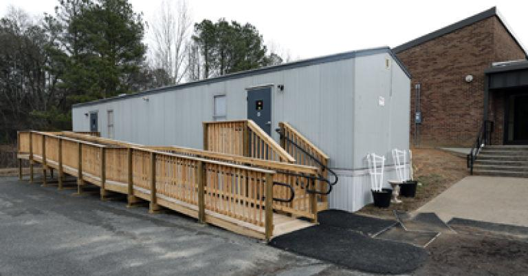 Modular Classroom Leasing ~ Henrico schools confront crowding education richmond