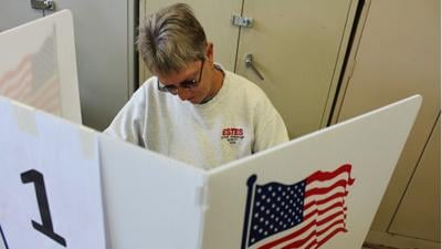 Powhatan County sees 59 percent voter turnout