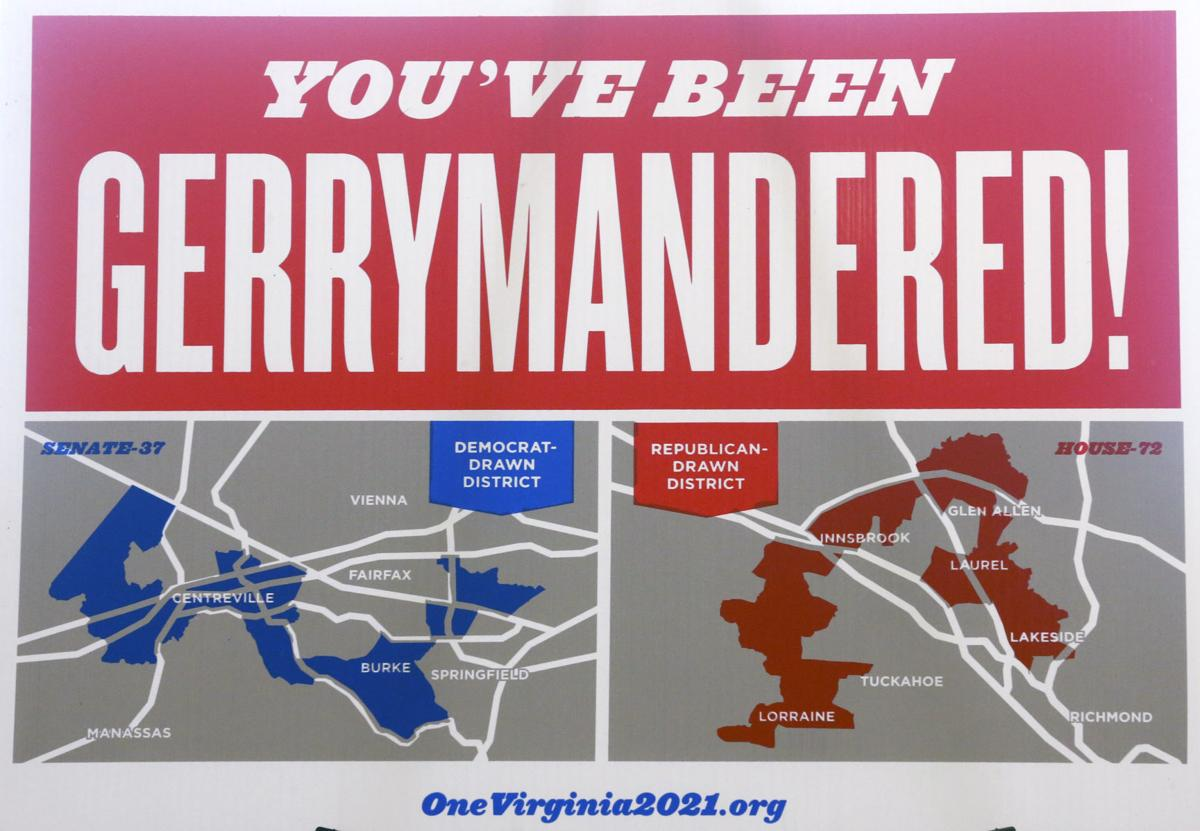 The Great Education Gerrymander Another >> Virginia Anti Gerrymandering Advocates Unveil Constitutional