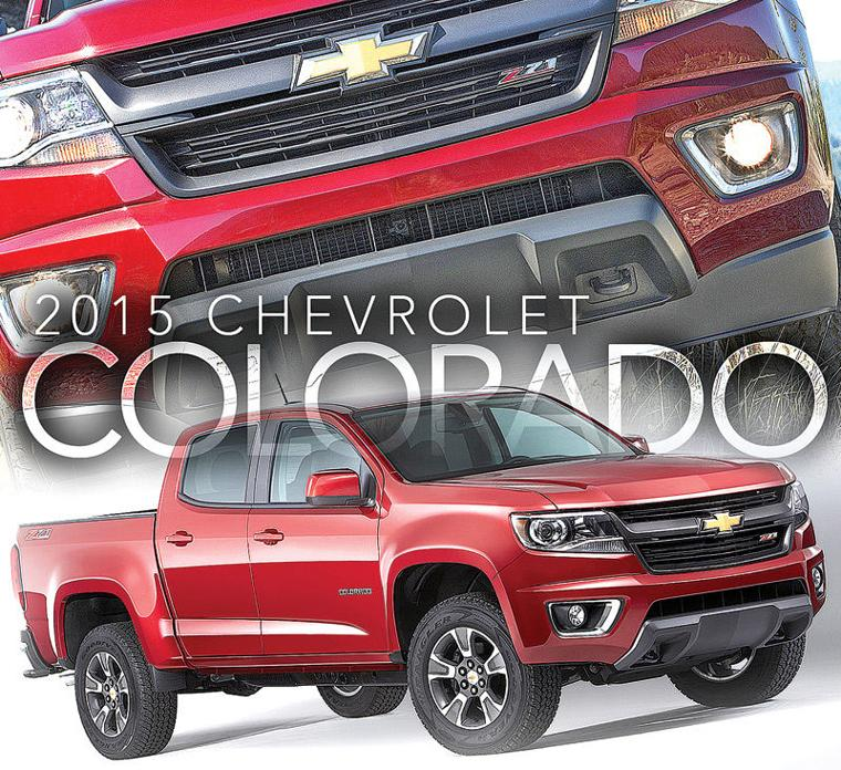 AutoPilot: The All-new 2015 Chevrloet Colorado