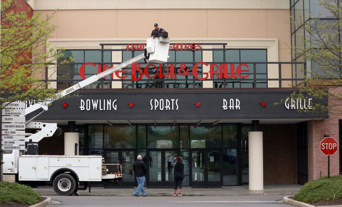 Court Filing Blacksburg S Frank Theatres Owes 450 000 In