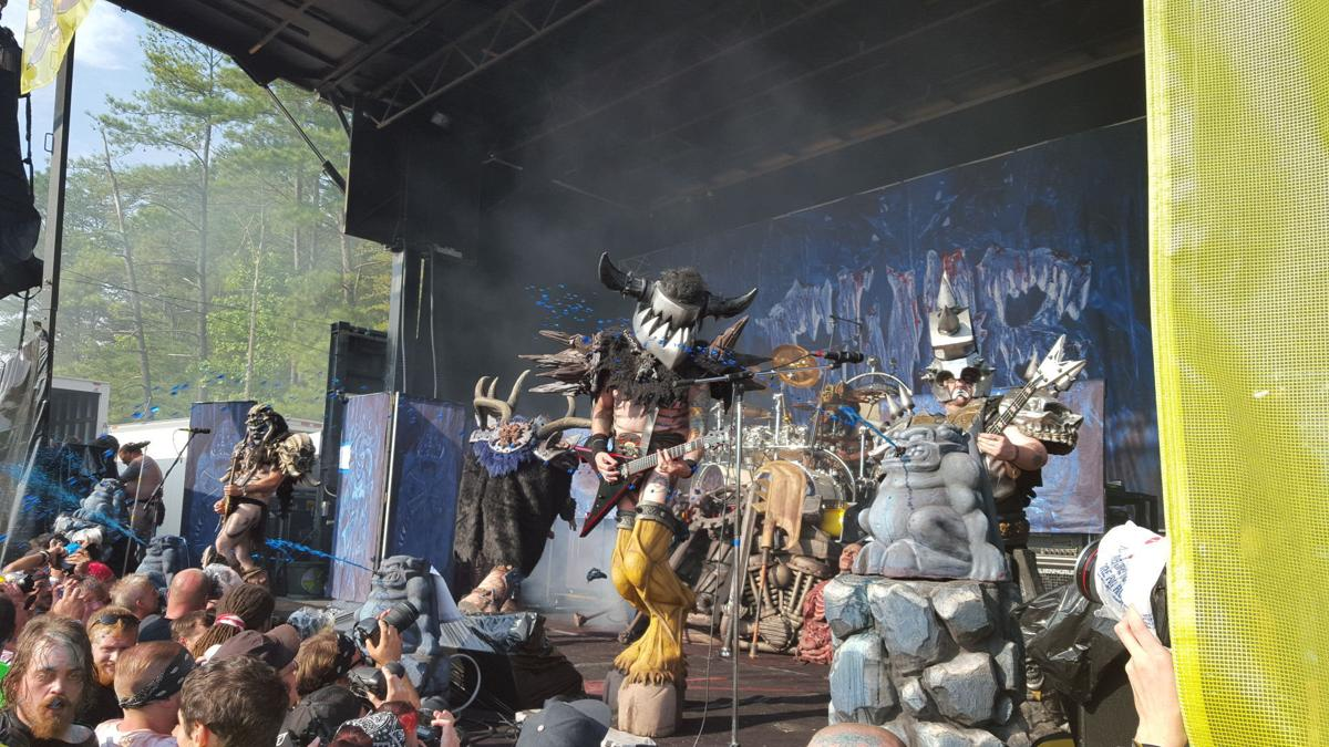 After band member\'s blood cancer diagnosis, Richmond\'s GWAR signs up ...