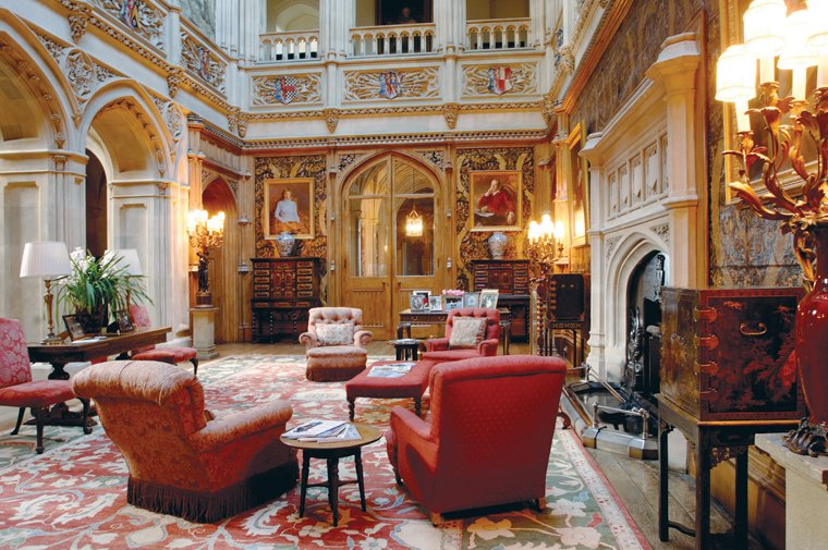 A Pilgrimage To Highclere Castle The Real Downton Abbey