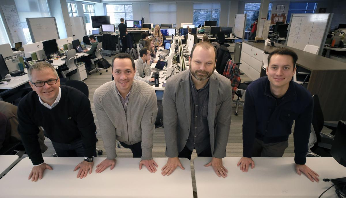 Richmond Based Machine Learning Technology Firm Notch Acquired By Wiring Money Capital One