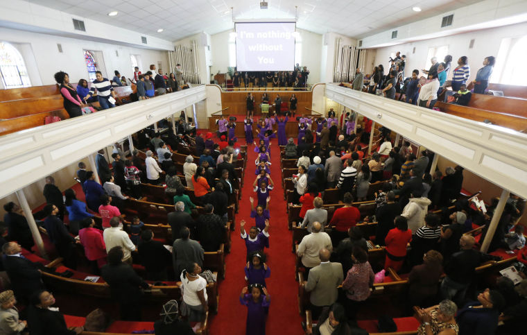 founder s day celebration at sixth mt zion baptist church local