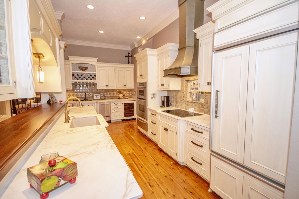 Inside Frank Beamer's $2.2M house, now on the market.