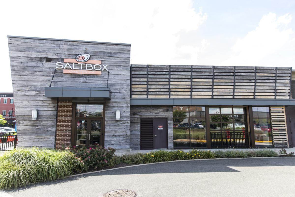 Saltbox Oyster Company