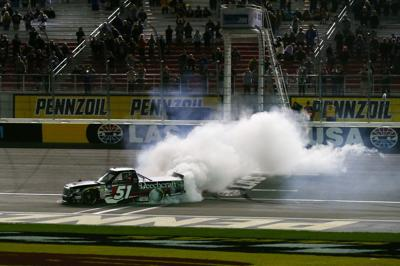 NASCAR Gander Outdoors Truck Series - Strat Las Vegas 200