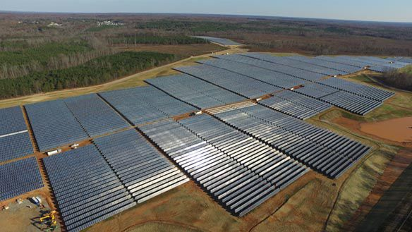 One Solar Farm Operational Second Coming In 2017