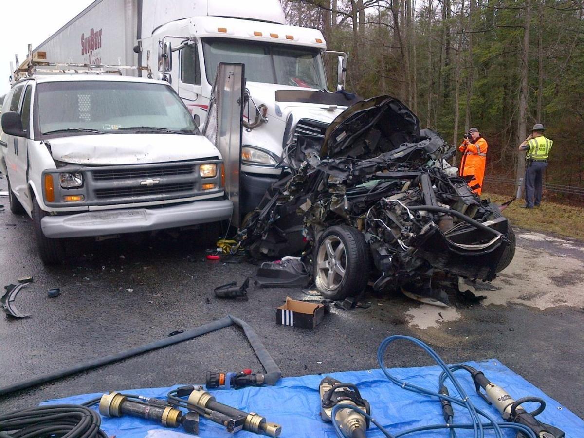 Richmond Car Accident Death Today