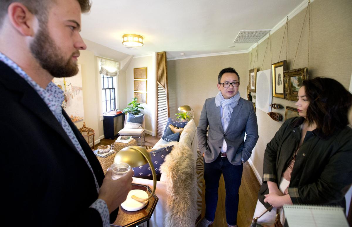 Photos: Julian Price House, former hoarder's house, is ready