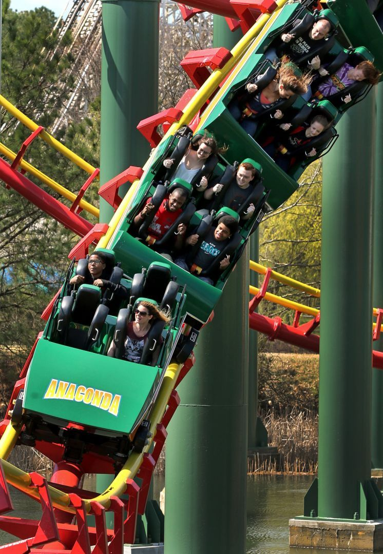 Busch Gardens And Kings Dominion Offering Joint Park Pass Entertainment