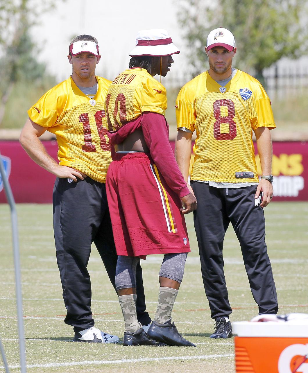 Redskins Veterans Helping Rookies, Fringe Players Adjust