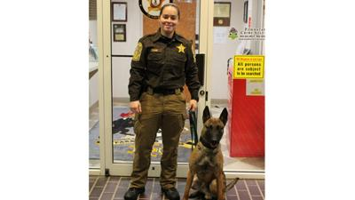 Powhatan Sheriff's Office embraces new K-9 unit on patrol