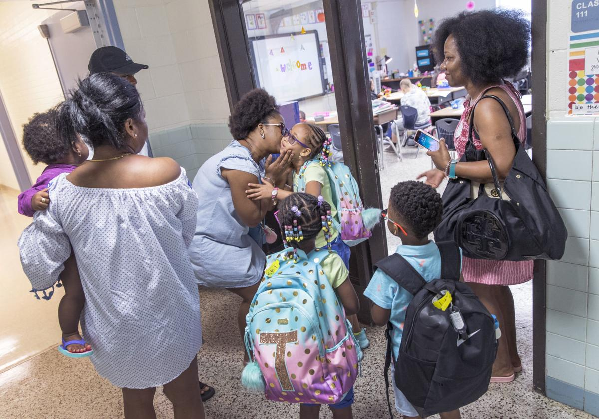 Its Back To School For Bellwood Students First Chesterfield School
