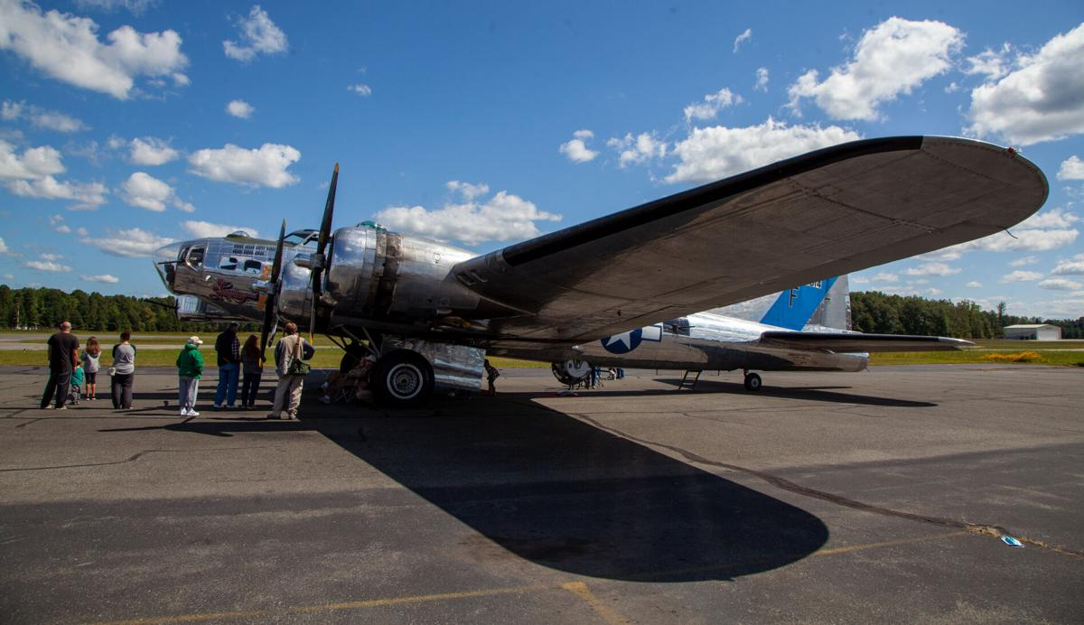 Sentimental Journey: On the tarmac