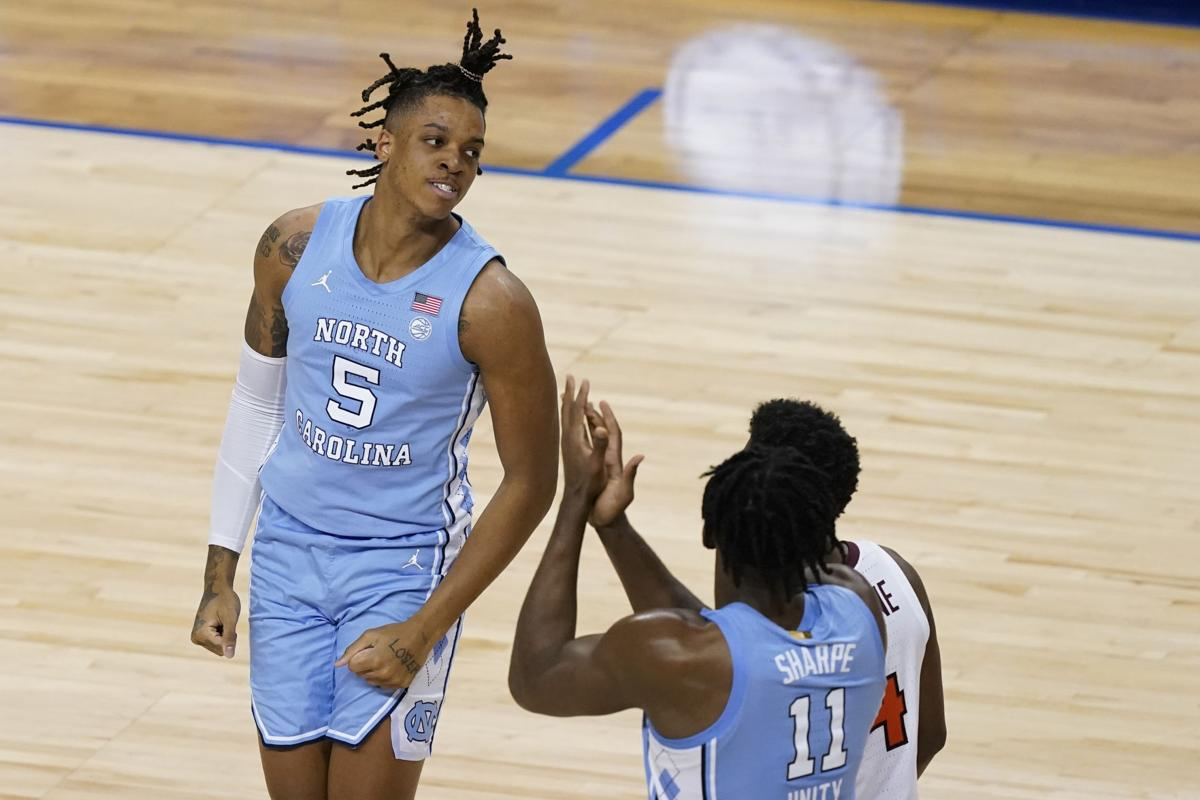 ACC North Carolina Virgina Tech Basketball