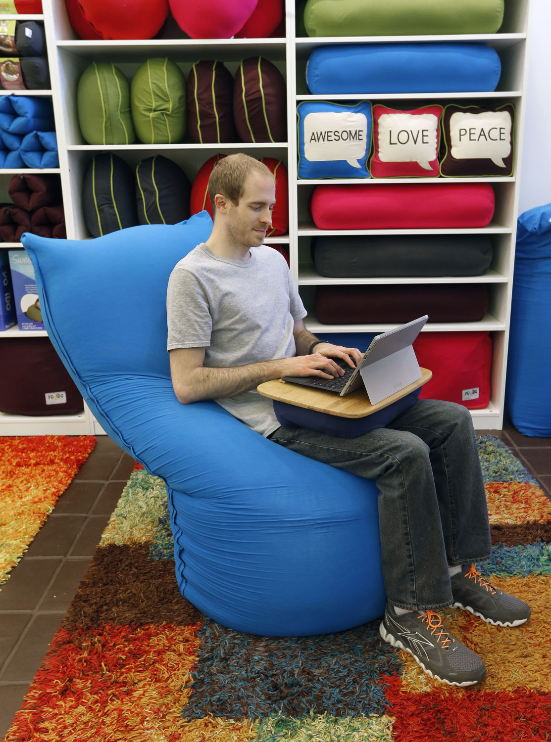 Yogibo Bean Bag Furniture Store Opening In Short Pump Town Center