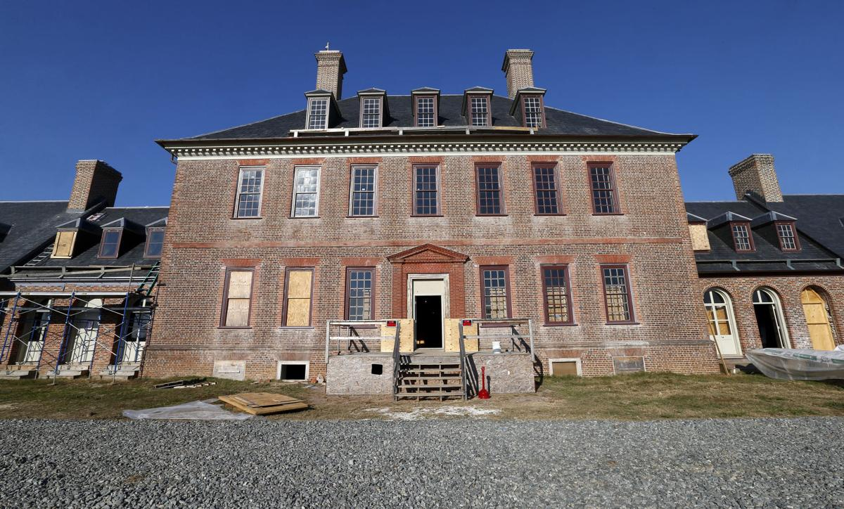 Meticulous Restoration Under Way To Preserve Carter S