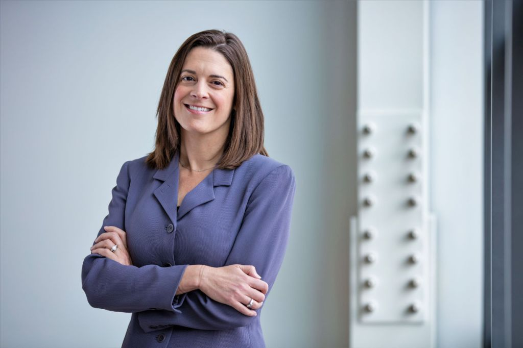 Diane Cafritz, senior vice president and chief human resources officer at CarMax,