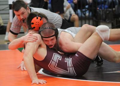 Region 4B wrestling: