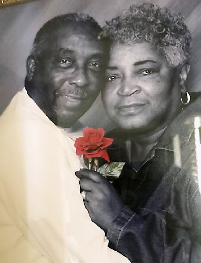 CLAUDE & ALICE BURRELL, JR.