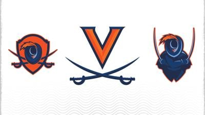 New UVA logos
