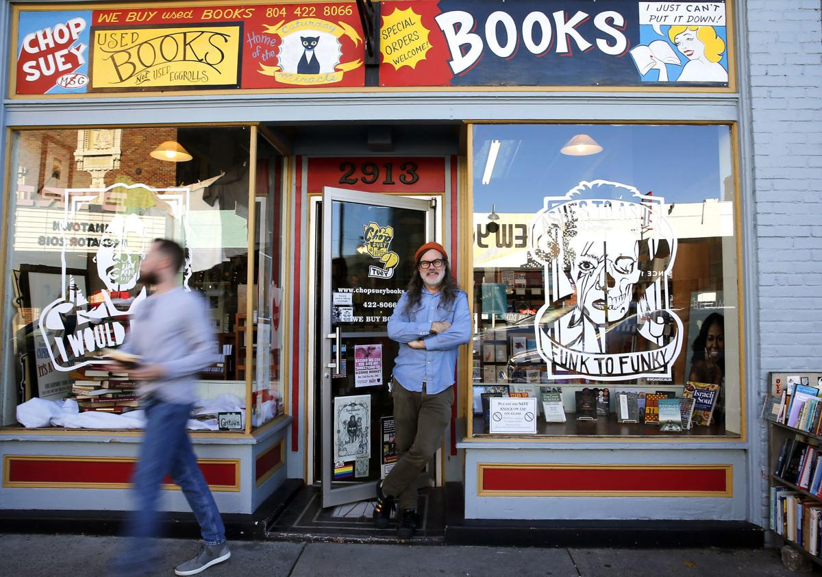 Carytown's Chop Suey Books named the best bookstore in