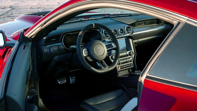 23+ 2020 Ford Mustang Interior