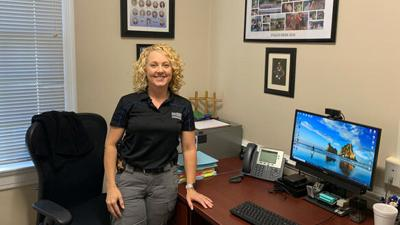 Lt. Marilyn Durham makes history in Powhatan County Sheriff's Office