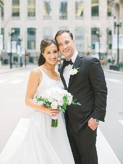 Mr. & Mrs. Daniel Miller