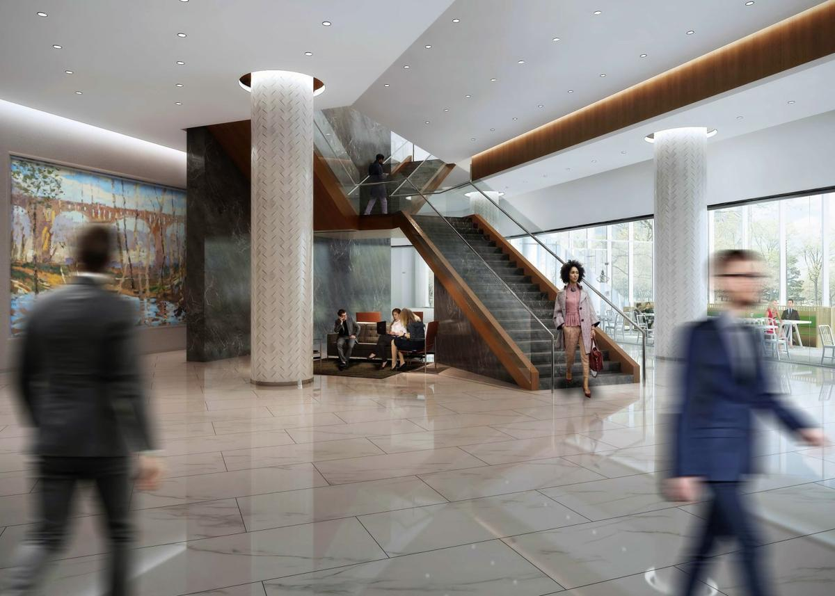 James Center to undergo renovation