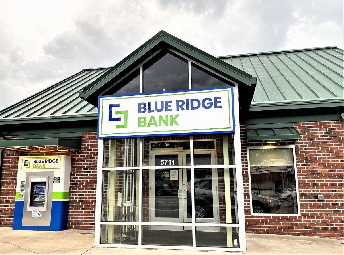Blue Ridge Bank branch