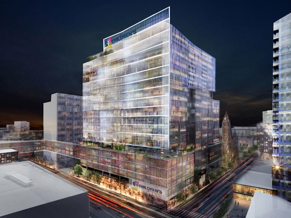 vcu plans to build 350 million children s hospital local rh richmond com