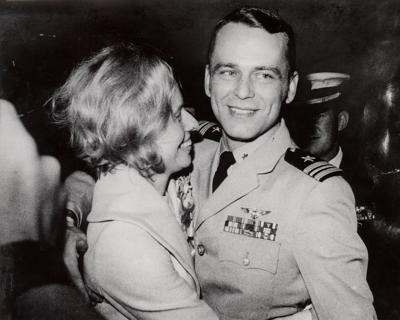 Phyllis and Paul Galanti