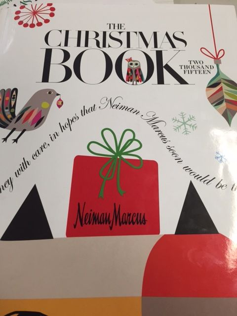 neiman marcus annual the christmas book