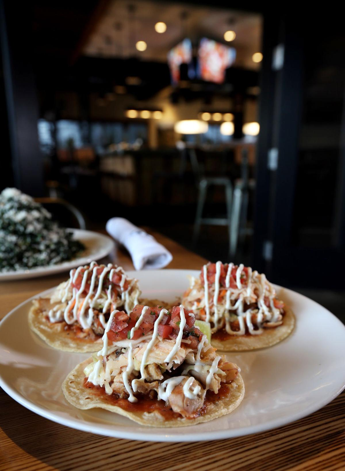 Restaurant Review Internationally Inspired Locally Sourced At Tazza Kitchen In Midlothian Restaurant Reviews Richmond Com