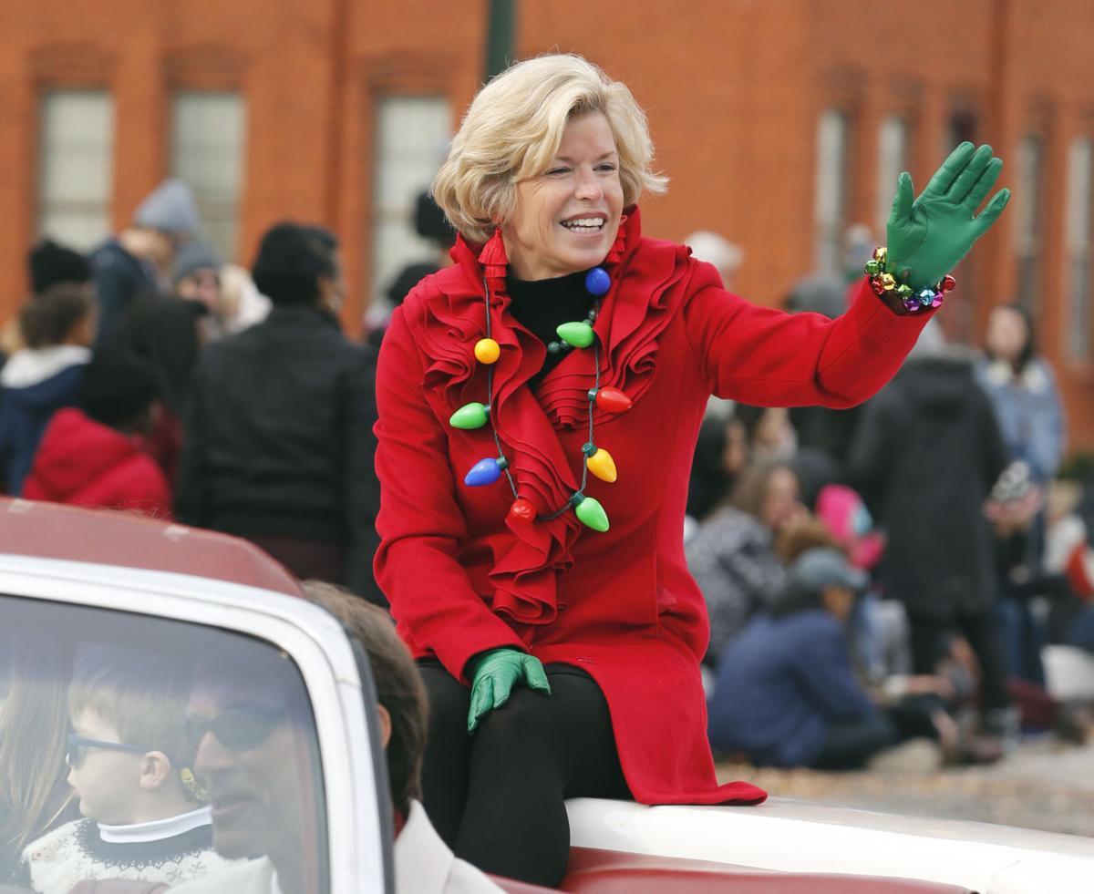 Richmond Christmas Mother Ann Parker Gottwald