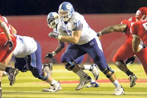 UNC's Jolly earns praise for hard work off the field