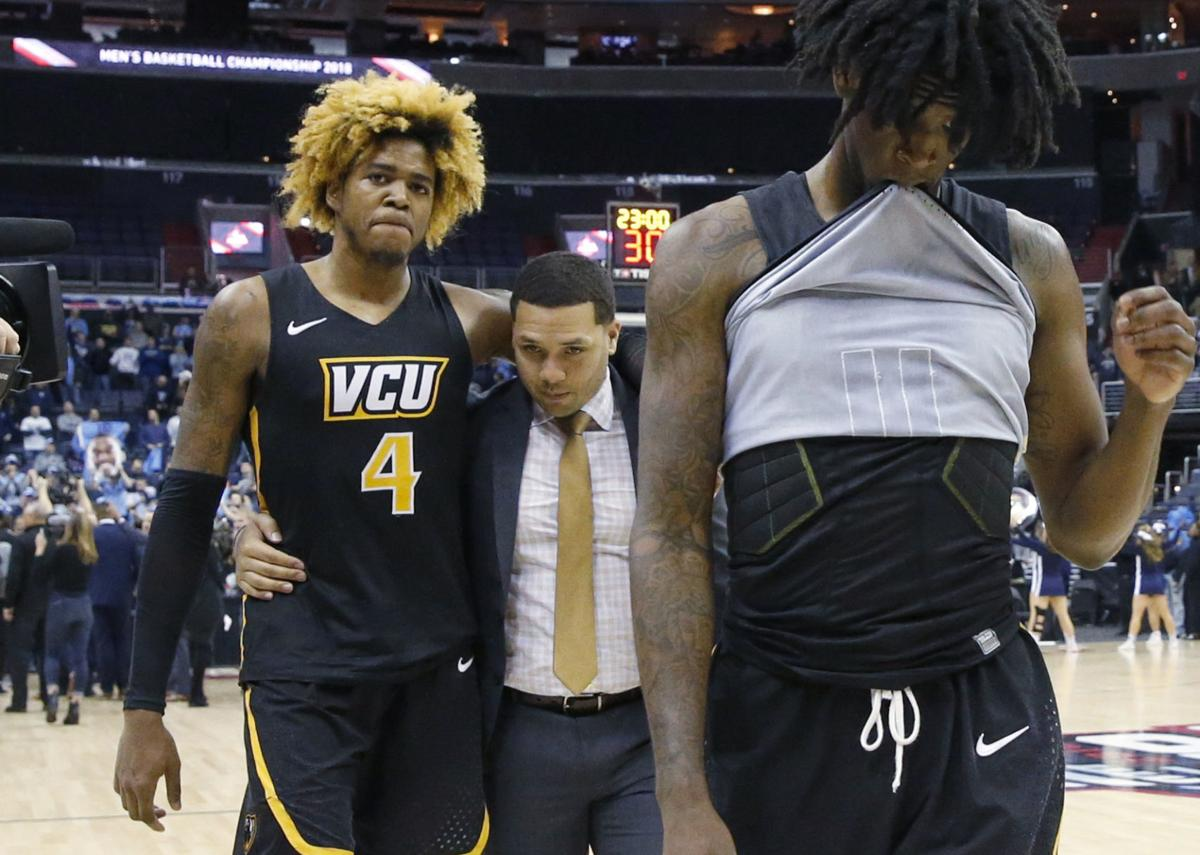 2018 A10 men's basketball VCU - Rhode Island