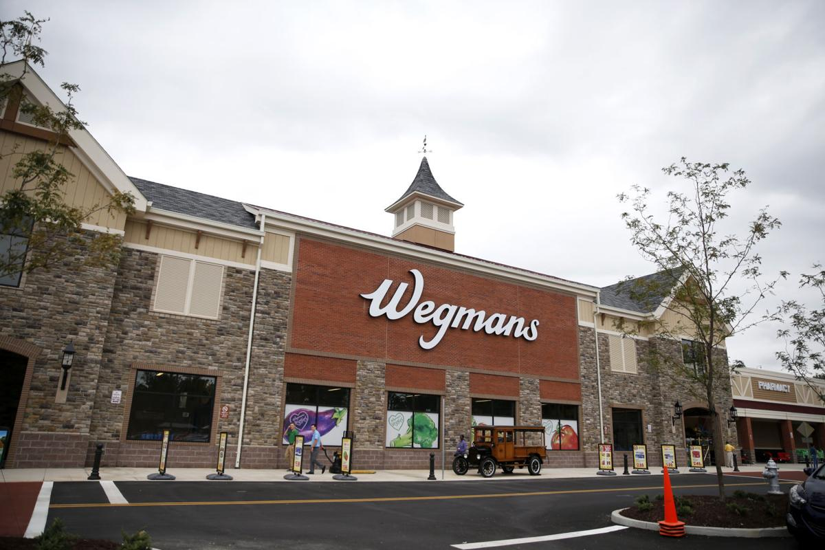 Wegmans CEO talks about grocery business as second area store opens