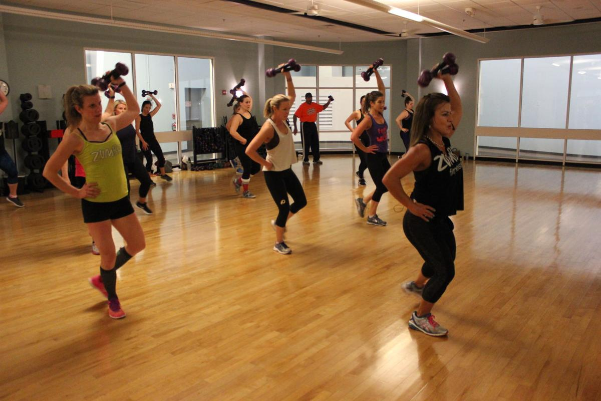 b40615da7 Fitness  Zumba is not just for dancers anymore