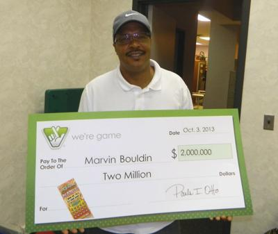 Lady Luck keeps shining on Chester man | Chesterfield County