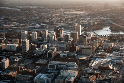 City Of Richmond Va >> Richmond 3 Neighboring Counties Top 1 Million Population