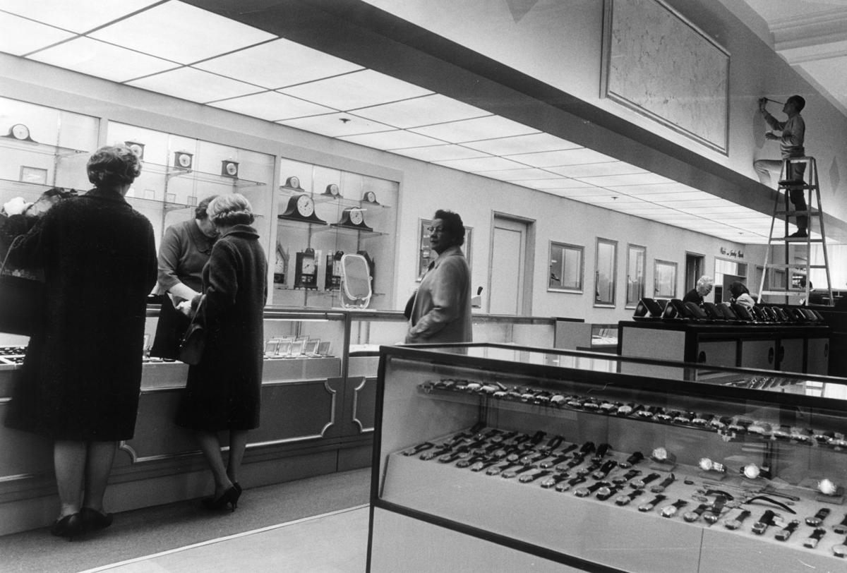 From The Archives Thalhimers Department Stores From The