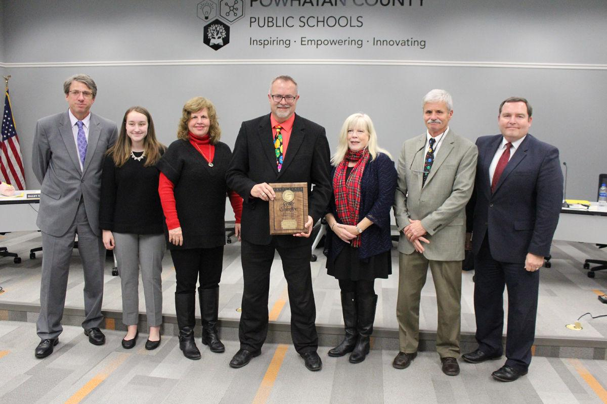 Outgoing board members recognized for service
