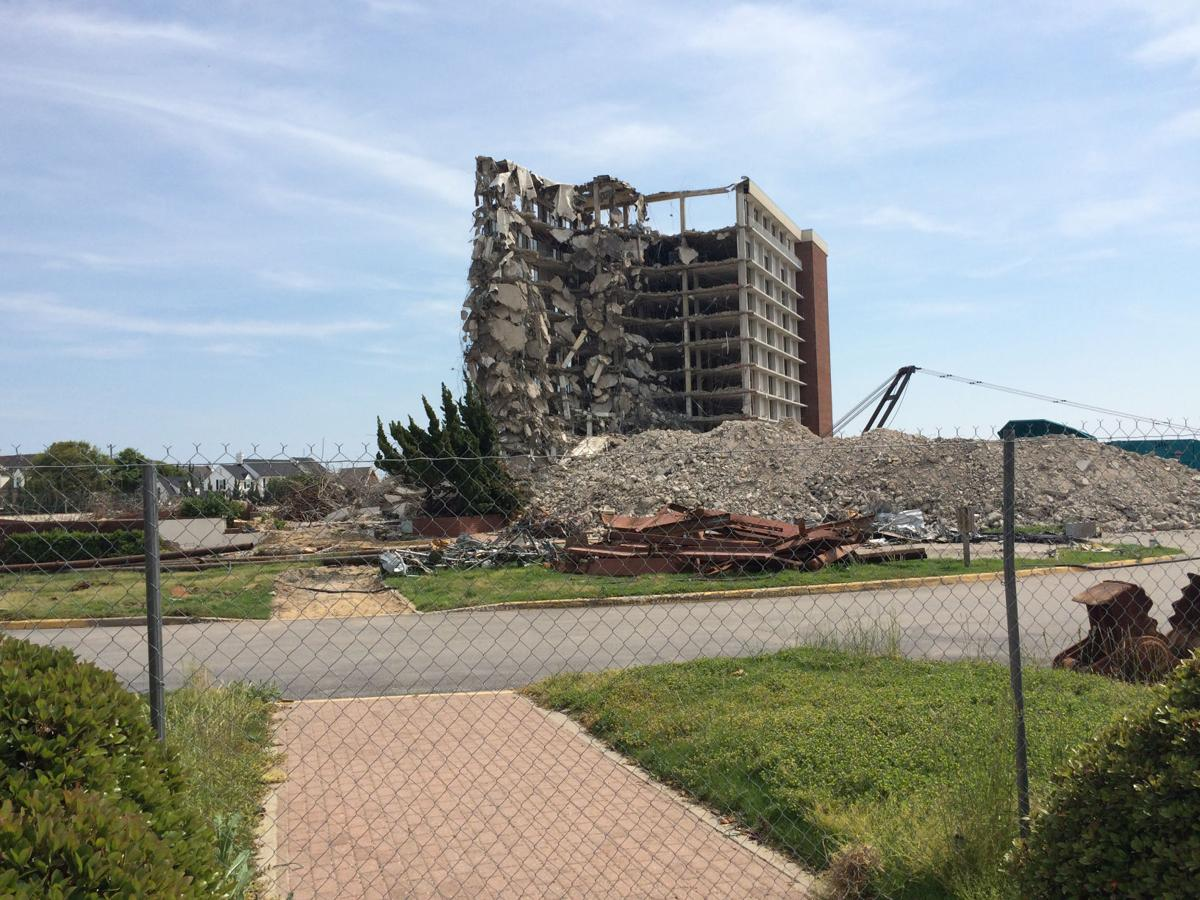 Virginia Beach Losing Longtime Oceanfront Hotel